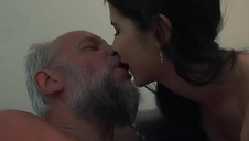 Lady Dee Teenie Pussy Licking And Fuck Completes with Dirty Facial From Grandpa